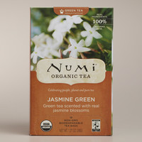 Numi Organic Jasmine Green Tea, Set of 6 - World Market