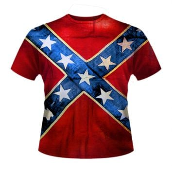 Rebel Flag T - Shirt