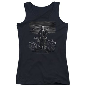Dean - Rebel Rider Juniors Tank Top