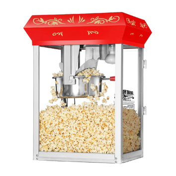 popper machine