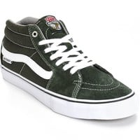 Vans x Anti Hero Sk8 Mid Skate Shoes