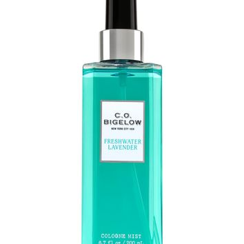 Bath & Body Works C.O. Bigelow FRESHWATER LAVENDER Cologne Mist 6.7 oz