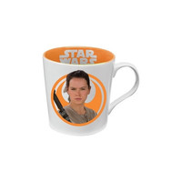 Rey Star Wars 12 OZ Ceramic Mug