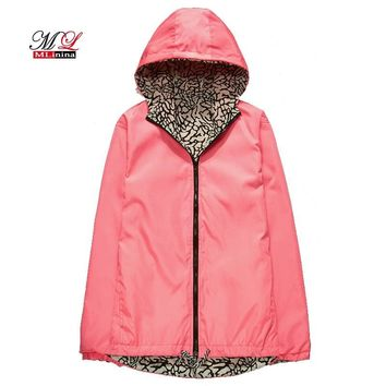Trendy MLinina Windbreaker Reversible Quick Dry Out Work Jackets Wear Couples Thin Autumn New Basic Fashion Casual Outwear 3XL Coat AT_94_13
