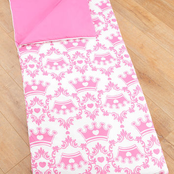 KidKraft Sleeping Bag - Princesses - 77016