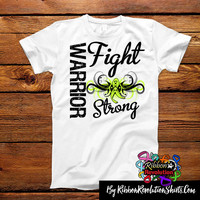 Non-Hodgkins Lymphoma Warrior Fight Strong Shirts (Lyme Disease and Muscular Dystrophy)