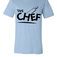 chef cook - Unisex T-shirt