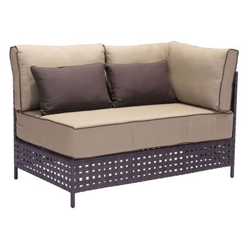 Pinery Right RHF Corner Chaise Beige