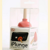 iPlunge iPhone Stand by Fred & Friends