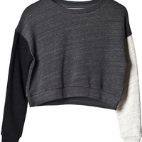Sweaters Terumi sweat Grey Dark