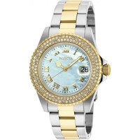 Invicta Women's 20366 Sea Base Quartz 3 Hand White Dial Watch