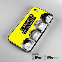 Five second of summer cute eye iPhone 4S 5S 5C 6 6Plus, iPod 4 5, LG G2 G3, Sony Z2 Case