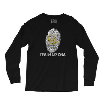 chef in my dna Long Sleeve Shirts
