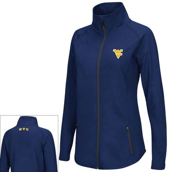 Colosseum West Virginia Mountaineers Track Jacket