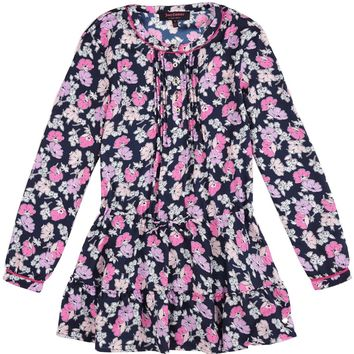 Regal Poppies-N-Posies Girls Poppies N Posies Shirt Dress by Juicy Couture,