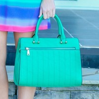 Tag Along Bag-Teal