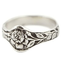 Talon American Beauty Silver Ring