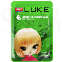 Luke Green Tea Essence Mask (Heal Skin - Age Spot & Lines)