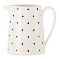 kate spade new york Larabee Dot Cream Creamer