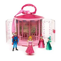 Sleeping Beauty Mini Gazebo Play Set | Disney Store