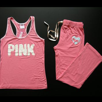 Do you like sexy yoga exercise leisure vest two sets