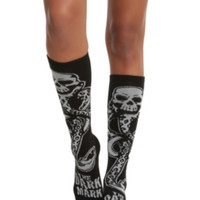 Harry Potter Dark Mark Knee-High Socks