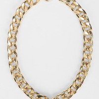 Curb Chain Necklace - Urban Outfitters