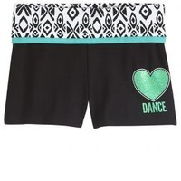 Tribal Sports Yoga Shorts | Girls Clothes {parent_category} | Shop Justice
