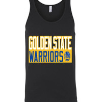 Golden State Warriors Unisex Tank Top