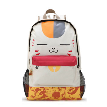 Stylish Comfort College Hot Deal Back To School Casual On Sale Summer Cats Lovely Korean Anime Backpack [4918757188]