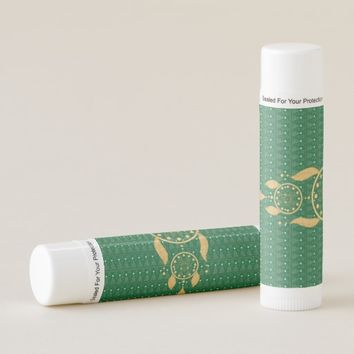 Christmas Tree Dreamcatcher Lip Balm