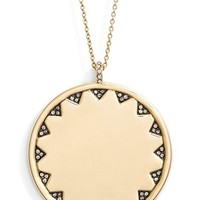 House of Harlow 1960 'Sun Coin' Pendant Necklace | Nordstrom