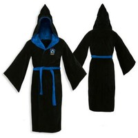 Ravenclaw Cotton Adult Bathrobe | HarryPotterShop.com