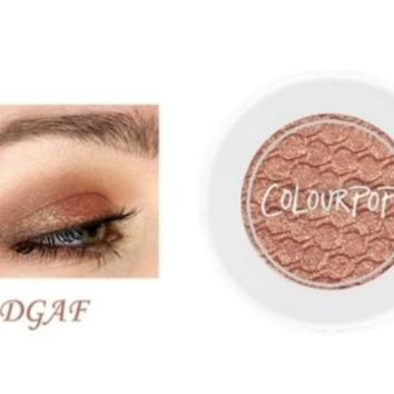 Colourpop DGAF Eyeshadow Colorpop Shadow