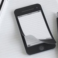 iPhone Note Pad