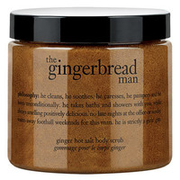 philosophy 'the gingerbread man' hot salt body scrub | Nordstrom