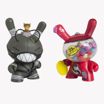 Dunny Series 2011 3-Inch | Kidrobot
