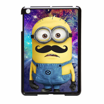 Despicable Me Minions Nebula Mustache iPad Mini Case