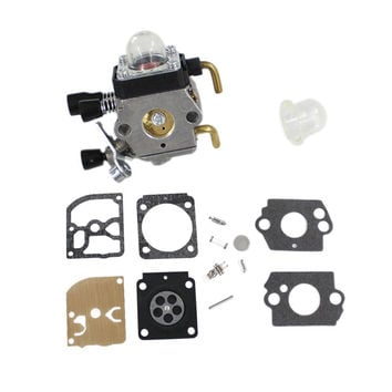 New Pack of Carburetor + Diaphragm Gasket for STIHL FS45 FS46 FS46C FS55 FS55R F