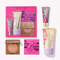limited-edition girls just wanna have sun bronze & sun set
