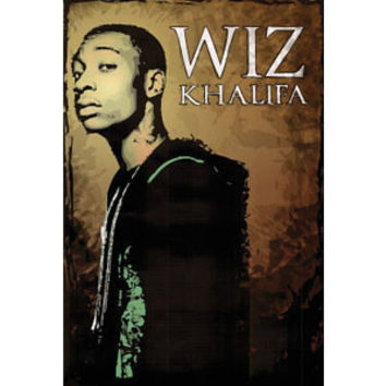 Wiz Khalifa Domestic Poster