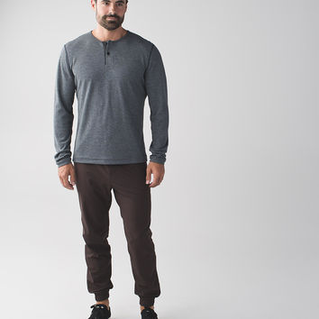 Meshter T Henley | Men's Short Sleeve Tops | lululemon athletica