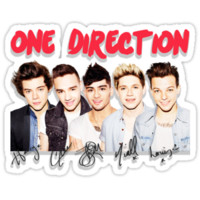 One Direction Signature