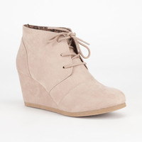 CITY CLASSIFIED Rex Womens Wedges | Heels & Wedges