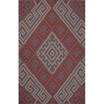 Jaipur Traditions Made Modern Cotton Zagros Area Rug