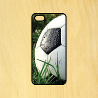 Soccer Ball Sports Phone Case iPhone 4 / 4s / 5 / 5s / 5c /6 / 6s /6+ Apple Samsung Galaxy S3 / S4 / S5 / S6