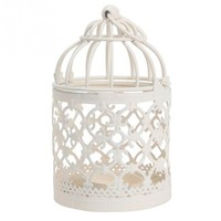 Metallic iron Antique Decorative Wedding Birdcage