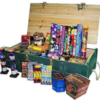 AMMO CRATE by Rocket Fireworks Canada