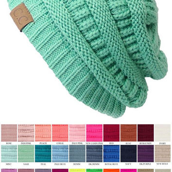 CC Beanie - Multiple Colors!