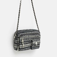 TWEED CROSSBODY BAG - NEW IN-TRF | ZARA United States